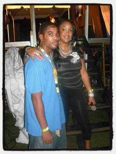 Me And Famous Singer Tifa
