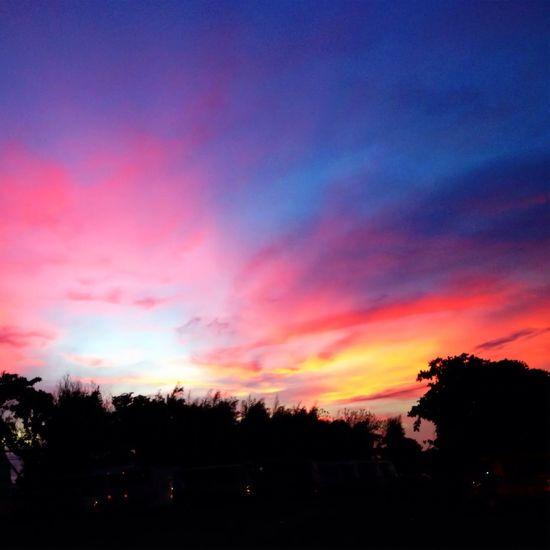 Bali's Sky