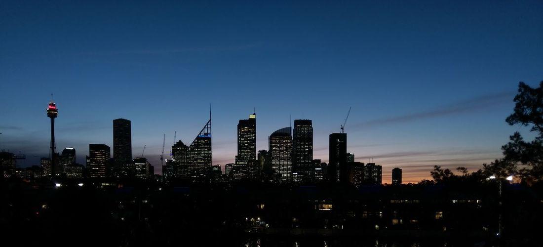Sydney CBD City