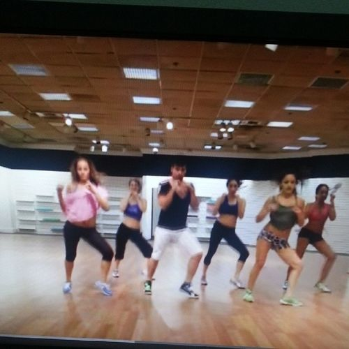 Dance Workout get Inshape Crankthat souljaboy sensazao