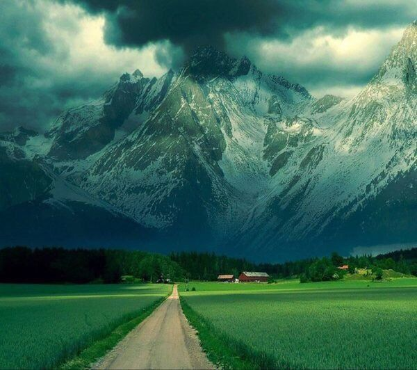 Check This Out Scenery Mountains Beautiful