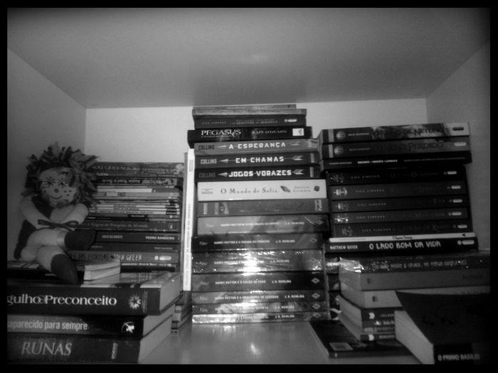 Meus Livros~~