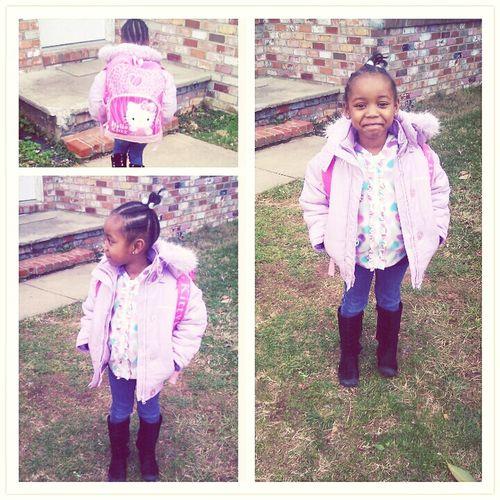 My babygirl :)