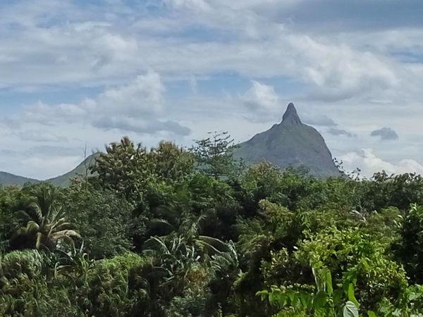 Gunung Jempol (Thumb up Mountain) South Sumatra, Indonesia Mountain Landscape Nature No People Outdoors INDONESIA Finding New Frontiers The Great Outdoors - 2017 EyeEm Awards
