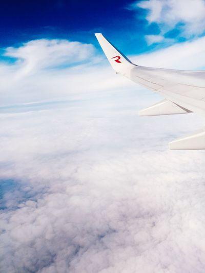 In air Cloud -