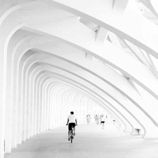 Urban Landscape Arquitectura Mobile Conversations Building Exterior Architecture Siluet Urbanismo València