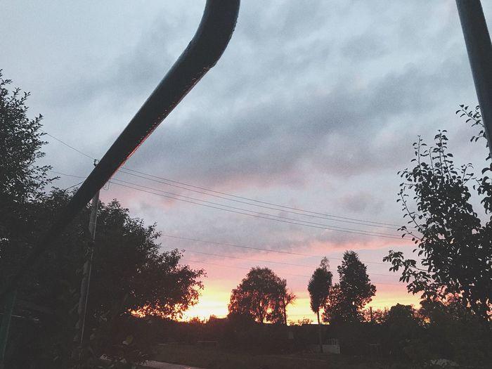 Calm Beautiful Weather♡ Warm Evening Autumn🍁🍁🍁