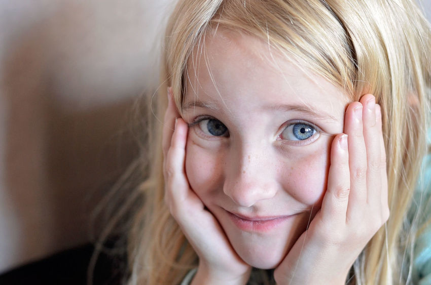 Beauty Blonde Blonde Girl Blonde Hair Bored Bored Child Boredom Child Close-up Cute Girl Headshot Human Face Person Portrait