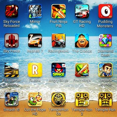 My fav games InstagramMV Games Komandoo Ehmedbreez
