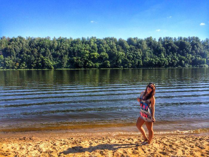 Summer LikeILYUHINA Lovegirl Sun Beach