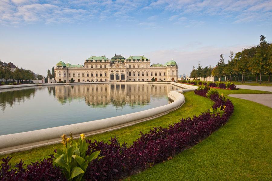 palacio de sisi austria Austria Architecture Building Exterior Built Structure Day No People Outdoors Palacio Sisi Sky Travel Destinations Water
