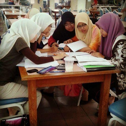 3 hours discussion for Financial Accounting T_T Studygroup Uitmdihatiku Far 4flat
