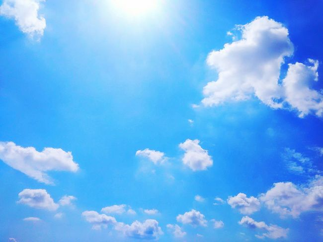 Sky Blue Beautiful