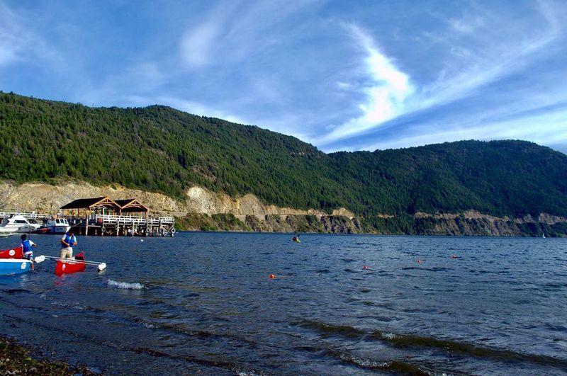 Lago Lácar