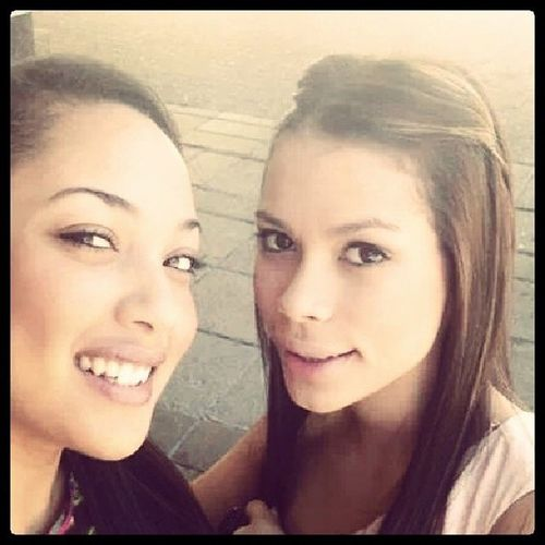 Missing my girl!! Therapist Steiner Proud Friendsforyears best memories besties beauty sisterlylove throwback tbt idaily