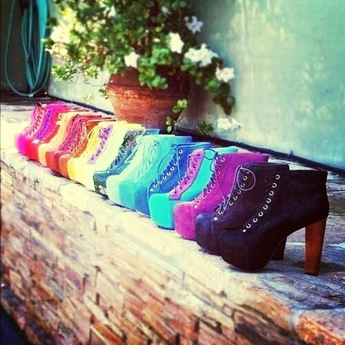 IWant HighHeels Shoes