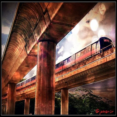 two ways Train Tracks Eye4photography  Show Us Your Thirty Moving Ahead