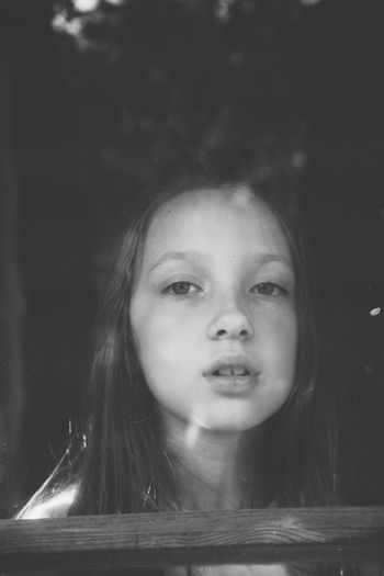 Taisiya 7 years old Headshot One Person Childhood Front View The Portraitist - 2018 EyeEm Awards Real People Lifestyles First Eyeem Photo