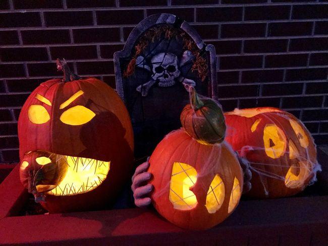Fall Halloween Pumpkin Jack O Lantern Celebration Spooky Creativity Art And Craft Night Jack O' Lantern Autumn Boo!