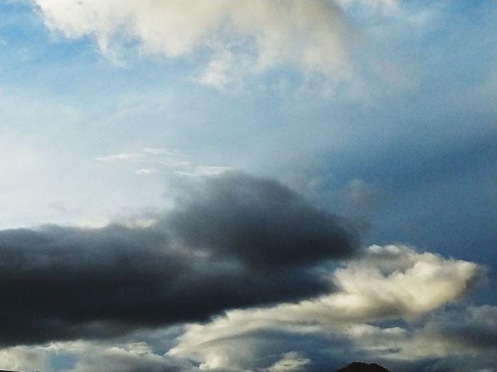 Storm Cloud Thunderstorm Backgrounds Blue Sky Only Heaven Weather Cloudscape Dramatic Sky Sun