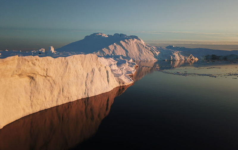 DJI Mavic Pro Icebergs Ilulissat Ilulissat Icefjord Midnight Sun Nature Nature Photography The Real Greenland This Is Greenland Beauty In Nature Dji Iceberg Iceberg - Ice Formation Mavic Pro Nature_collection Scenics - Nature