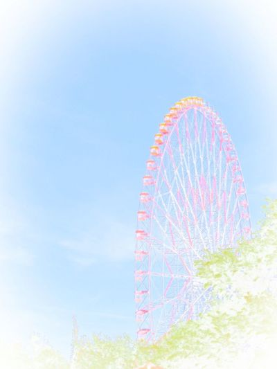 葛西臨海公園 観覧車 Ferris Wheel Japan