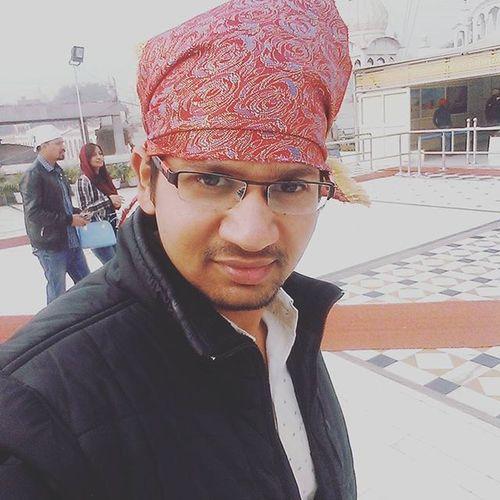 BanglaSahib Selfie Waheguru Randomvisit Instapic