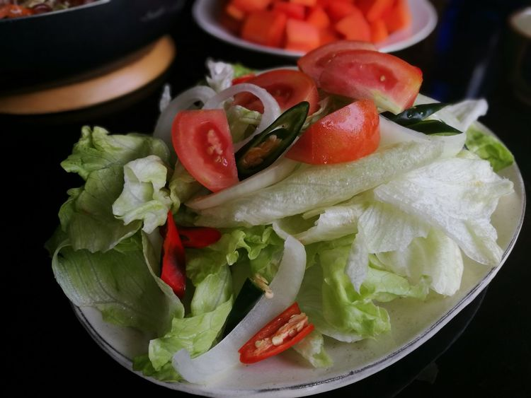 Vegetable Healthy Eating Close-up Ready-to-eat Food Vegetables & Fruits