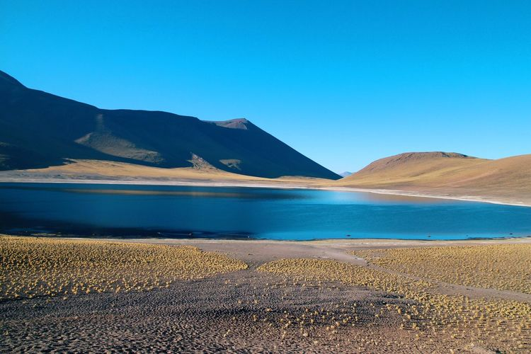 Chile Photography Sanpedrodeatacama Landscape Landscape_photography Nature Lagoon Desert Deserts Around The World Naturebeauty Chile♥