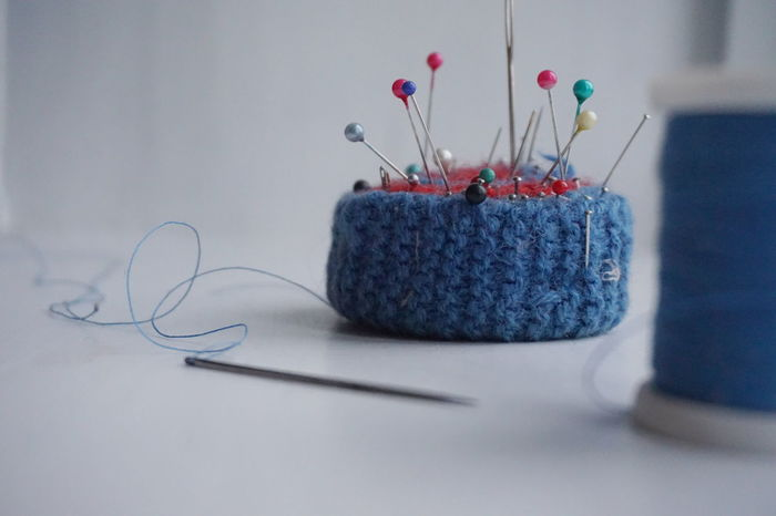 needles and pins Creativity Knitting Needle Skill  Knitting Indoors  No People Sewing Stuff White Background Needles Sewing Needle Handmade Pins Skill  Pincushion Needles And Pins Spools Of Thread Multi Colored DIY Sewing Creativity Old Fashion Threads Sewing Pin Sew Large Group Of Objects
