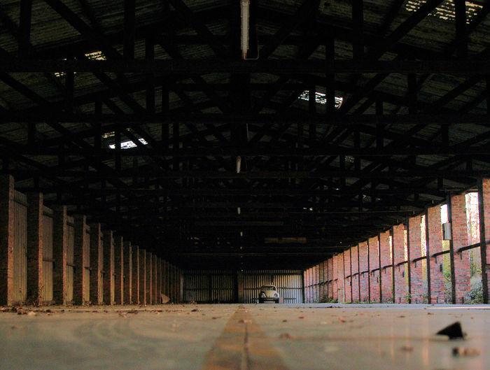 Beetle Car Color Day Hangar No People Sint-Pieters -Leeuw