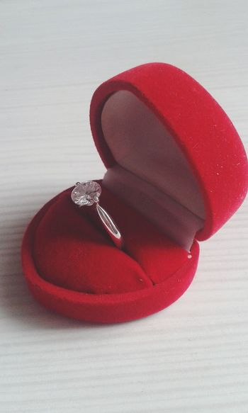 Silver Jewelery Love ♥ Dark Pink By Motorola Red