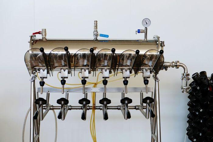Bottle Filling Machine Craft Beer