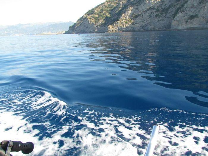 Punta Chiappa Genova Camogli Liguria