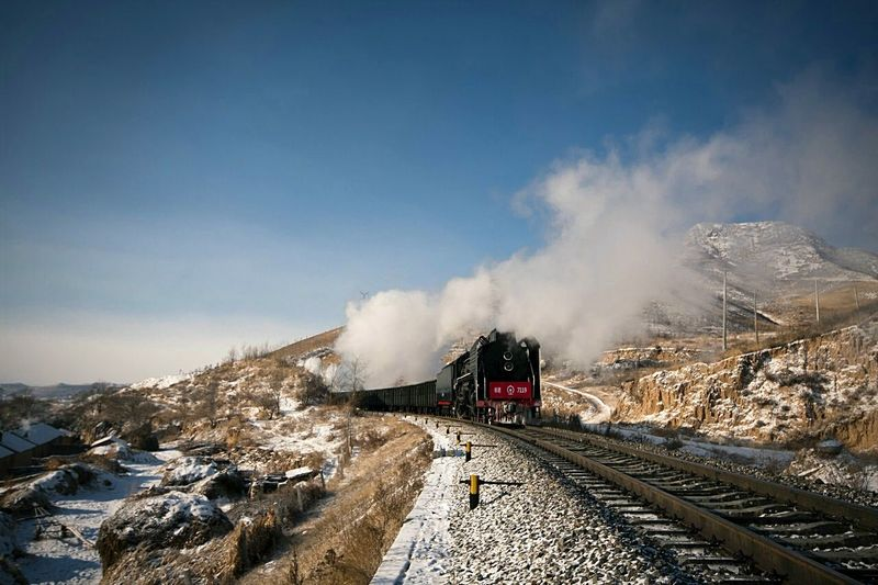 The Outer Worlds Outdoor Photography Everything In Its Place Traveling Steam Train