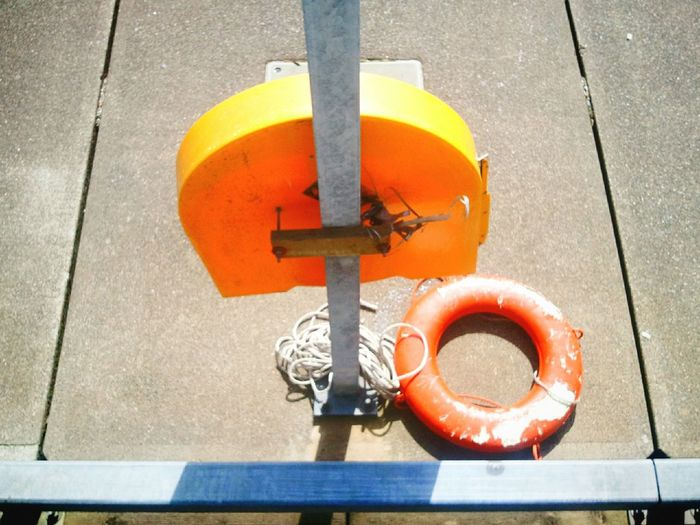 EyeEm Selects Safety Lifesaver Lifesaver Ring Pier Float Assist Assistance Boating Equipment Help Rescue No People EyeEmNewHere
