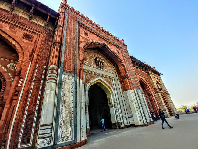 PhonePhotography LGV30photography #architecture #building #mughals
