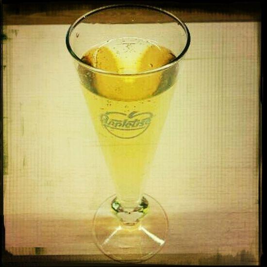 Appelsap! <3 #alcoholvrijevasten