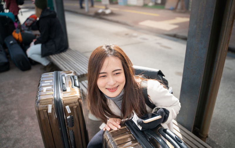 Travel Traveling Moving Bus Public Transportation