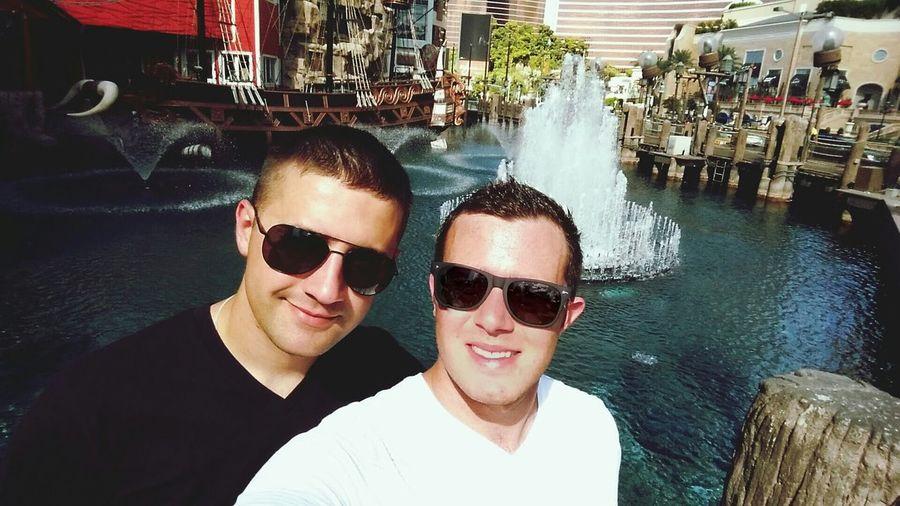Before we were husband's. Love ♥ Adorehim Boyfriend❤ Las Vegas Before Marriage 2014