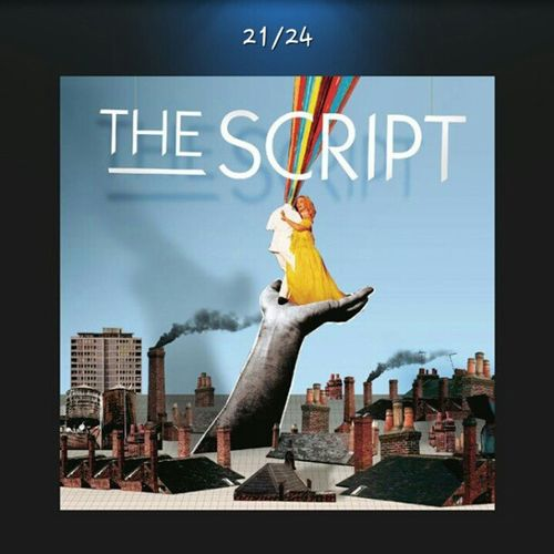 Love this song Thescript Breakeven
