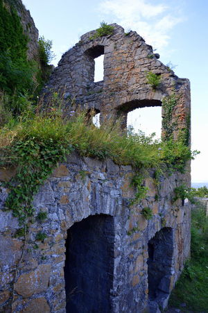 Eye Em Nature Lover Abandoned Ancient Ancient Civilization Architecture Bad Condition Building Exterior Built Structure Damaged Day History Nature No People Old Ruin Olefingirl Outdoors Sky
