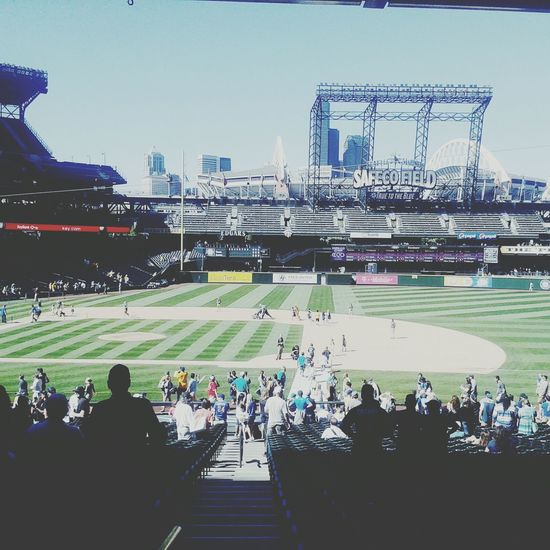 nice win today👌 Go Mariners! Safecofield Mariners Win Secondpost Oops F4F Fun Yas Seattle Check This Out
