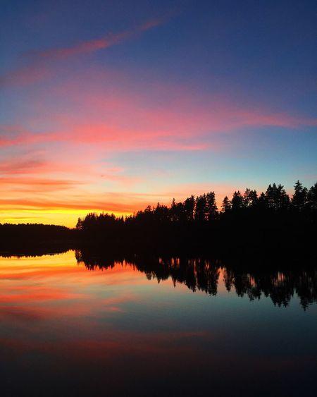 Missing August sunsets 💕💕💕 EyeEm Best Shots EyeEm Nature Lover Tadaa Community AMPt_community Vackra Dalarna Capture The Moment
