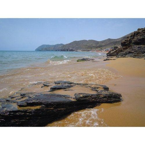 Playa de Negrete (Parque Regional de Calblanque) / Negrete beach (Calblanque Regional Park) Costacálida Murcia Calblanque Playa beach sinfiltro nofilter