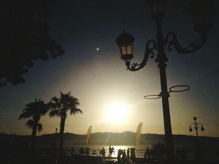 Taking Photos Myhomeland ReggioCalabria Calabria Via Marina Il Chilometro Più Bello D'italia Hello World Iamaphotographer Sunset_collection Tramonti Tramonti Tramonti Reggini EyeEm Gallery