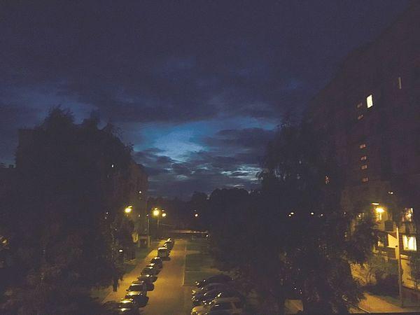 Beautiful Night Sky 🌌🌌🌌 Hello World