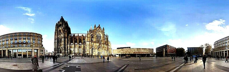 Köln Germany Panoramic Photography GtN7100 Smartphonephotography