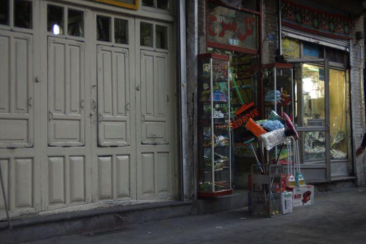 Old Door Old Doors City Shop Built Structure Entrance Door No People