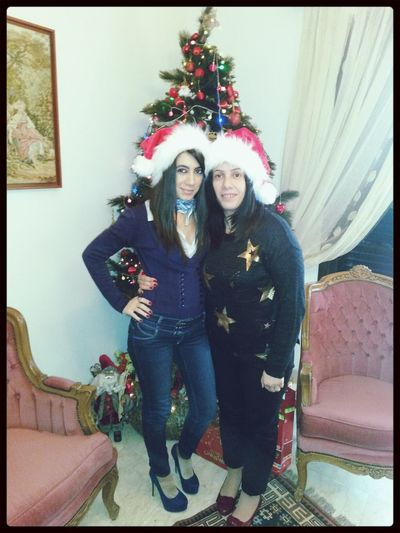 Christmas Time Khalto & I Merry Christmas!